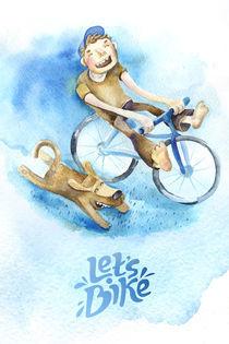 Let's bike! by nindze