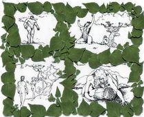 Garden of Eden: Pts 1-4 by Mark Northcott