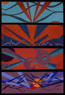 The 4 seasons von Raphael Temblador