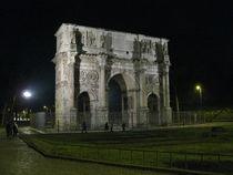 Il Arco di Costantino. by Raphael Temblador