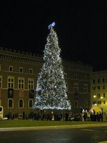 Christmas in Rome von Raphael Temblador