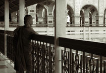 Young monks in Mandalay Hill von RicardMN Photography