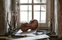 Geige von Jürgen Müngersdorf