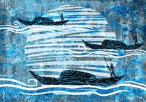 Boats by Nirupam Borboruah