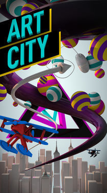 Art City von Leonardo Rica
