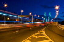 Night Bridge von Renee Souza