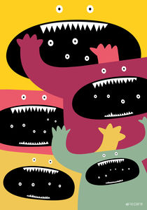 Monster medley von Paul Robson