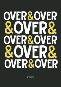Over & over again... von Paul Robson