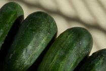 Cucumbers von Tom Warner