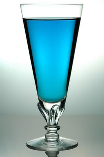 Single Blue by Tom Warner