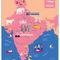 Map-india