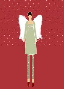 christmas angel 2 von thomasdesign