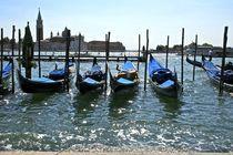 Venice gran canal von Juan Carlos  Medina Gedler