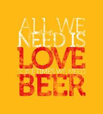 Love Beer von Fábio Nascimento