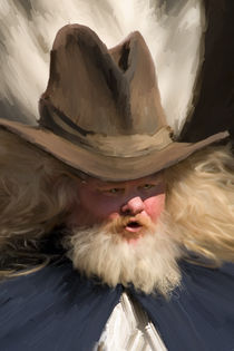 Little Big Man by Tom Warner