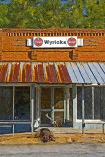 Wyrick's General Store von Tom Warner