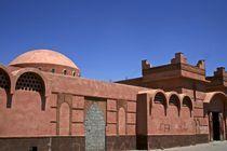 Medina City Wall von Juan Carlos  Medina Gedler