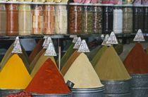 Mountain of Spices by Juan Carlos  Medina Gedler