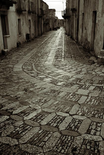 Raining in Erice von RicardMN Photography
