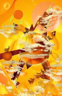 Orange World von Jordy Velazquez