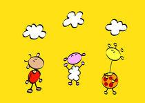 Clouds von Studio Limón