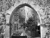Burg Tor von Thomas Brandt