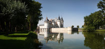 Chateau Sully sur Loire  by Ken Crook