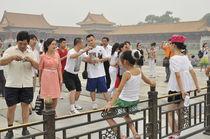 World souvenir: Beijing, Forbidden City von Manel Clemente