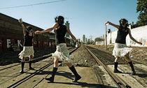 Bailar en tres pasos ante el peligro von mischael