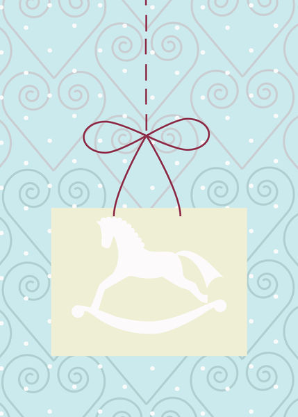 Swirl-horse