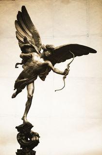 Eros Statue, London von Neil Overy