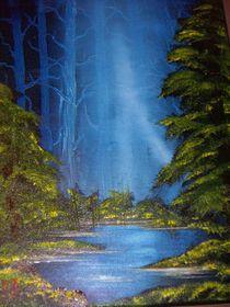 Waldlichtung by Heinrich Reisige