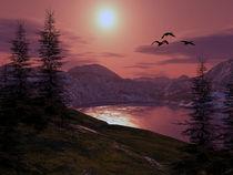 Mountain-oasis