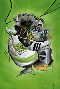 Hip Hop Culture by Fred Whyte