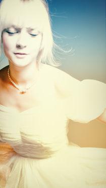 Angelic Bride Swept Away by Paul Dakeyne