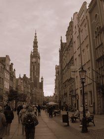 walk the street von Olga Drewnowska