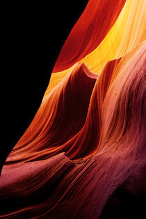 Flaming Wave von David Pinzer