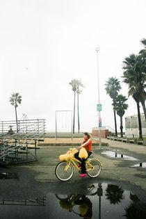 Early day on Venice Beach von Fabian Medina
