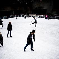 Skating at Rockefeller Center by Fabian Medina