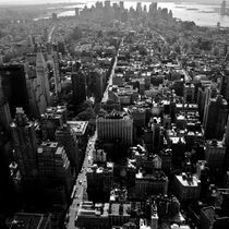 View of Downtown New York by Fabian Medina