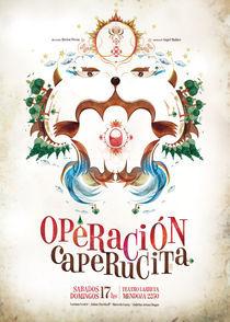 Operacion Caperucita Poster von Daniela Miras
