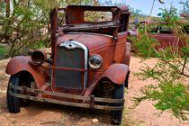 Old Car von Luis Henrique de Moraes Boucault