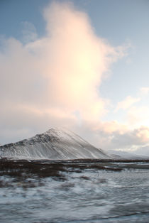 Icy land by Yvonne Schüttler