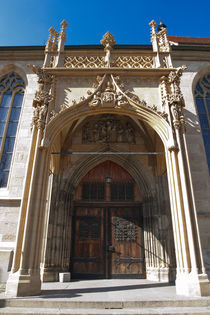 Elaborate Portal of a Church von safaribears