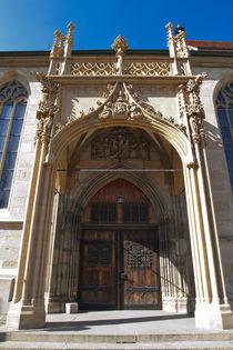 Elaborate Portal of a Church by safaribears