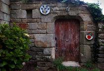 Red door in Loconan von RicardMN Photography