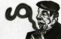 Pablo Neruda by gabriela-molina