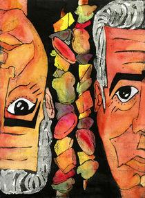Anthony Bourdain by gabriela-molina