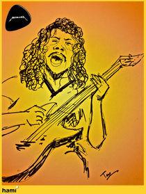 Metallica- Kirk von tamagna ghosh