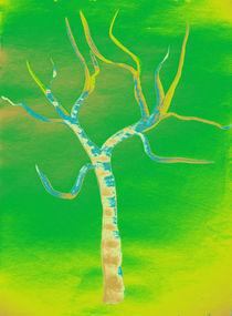 Baum des Lebens (tree of life) von Maria-Anna  Ziehr